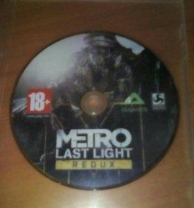 Диск METRO LAST LIGHT REDUX