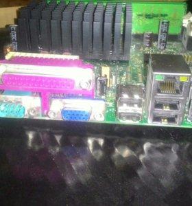 Материнская плата Intel desktop board e210882