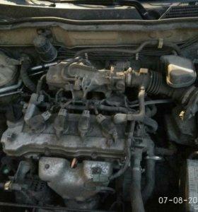 Двигатель QG15 на ниссан альмера