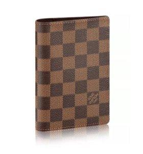 Обложка для паспорта Louis Vuitton 3215