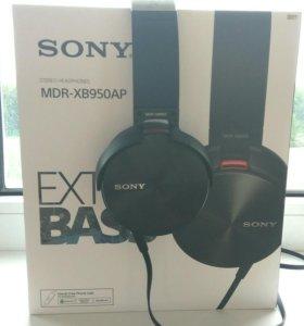 Sony mdr-xb950ap (extra bass,новые)