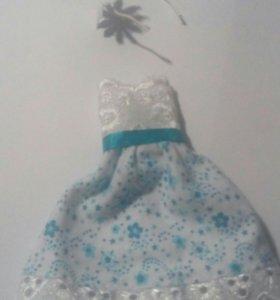 Платье и ободок