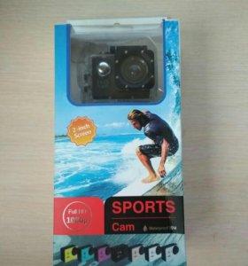 Экшн камера 1080р