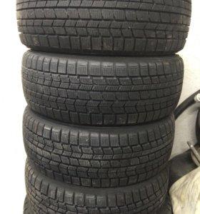 Японский комплект Dunlop Graspic DS3 185/55 R15
