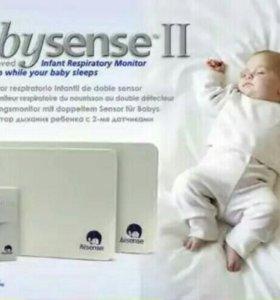 Детский дыхательный монитор - BABYSENSE II