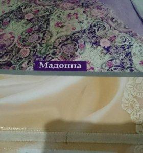 Комплект постельного белья-ЕВРО