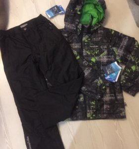 Новый финский демисезонный костюм 134 р