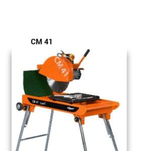 Станок камнерезный NORTON CM 41