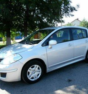 Nissan Tiida 2011г 1.6 МКПП