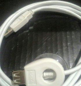 USB-удлинитель Aladdin (для eToken, ruToken и др.)