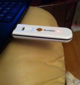 USB модем Билайн quanta 1k6e