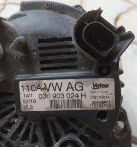 Генератор на VW-AUD- SKODA