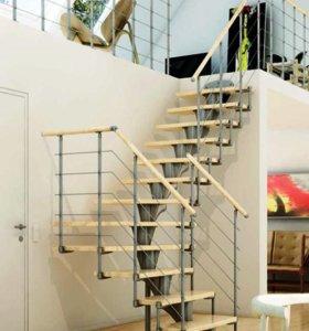 лестница модульная Chikago