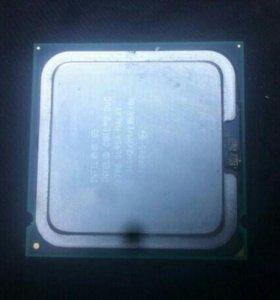Процессор Intel Core2 duo 6300