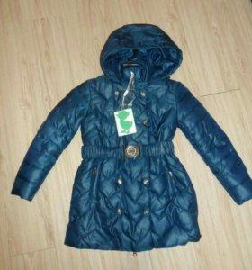 Демисезонное пальто PULKA