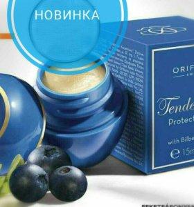 Смягчающее средство с маслом черники