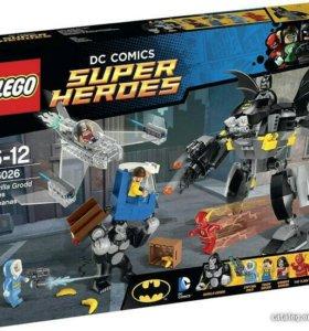Лего 76026 Горилла Гроддо