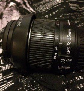 Canon ef 18-55 mm 1:3.5-5.6 IS II