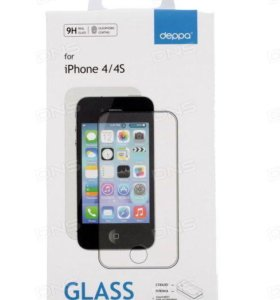 Защитное стекло на айфон 4 4s