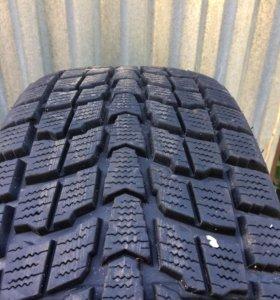 Зимние шины Dunlop grandtrek sj6 235/55 r19
