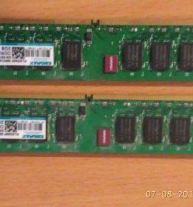 DDR2 PC-8500 1066mhg 2*2G