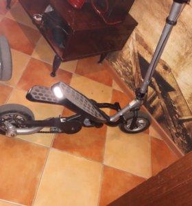 Самокат велосипед( торг)