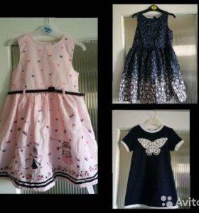 Платья для девочек из Англии