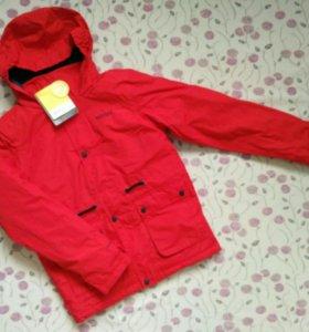 Новая зимняя куртка Regatta