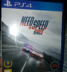 Игра NEED FOR SPEED RIVALS