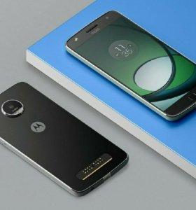 Motorola Moto Z Play 32Gb Black/Silver