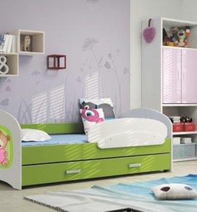 Кроватка 180x80 |HIT|