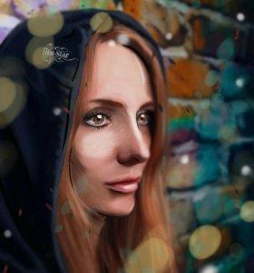 ART обработка фото