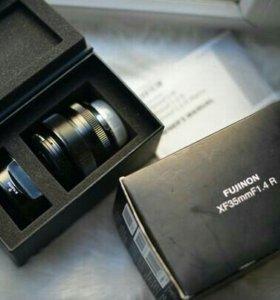 Fujifilm fujinon 35mm 1.4