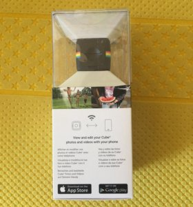 Камера Polaroid cube+