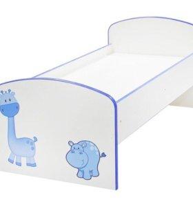 Кровати малышам