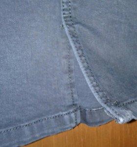 Юбка 56 рр джинсовая