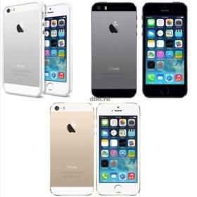 Сотовые телефоны Айфон 5, 5s, 6, 6s, 7....
