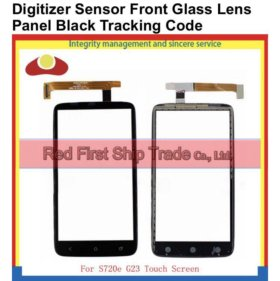 Сенсорный экран (стекло) для HTC One X s720e