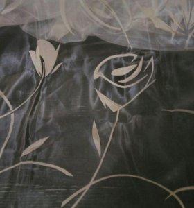 Ткань для штор ОРГАНЗА!!!) отрез