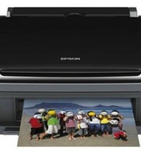 Мфу(принтер, сканер, копир) Еpson tx 410