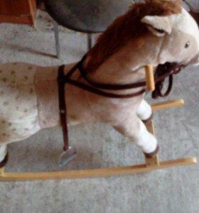 Детская лошадь