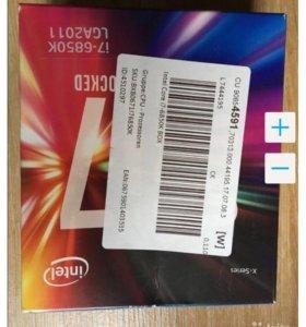 Процессор Intel Core i7-6850K BOX