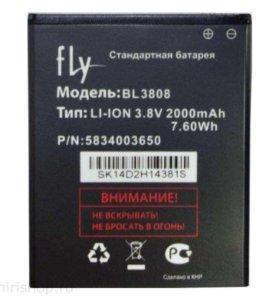 Аккумуляторные батареи FLY original