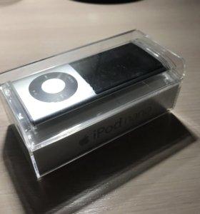 Плеер iPod nano5 8 gb.