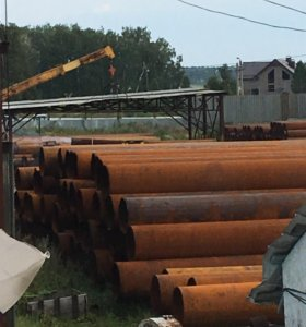 Линия по изготовлению стальных труб
