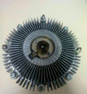 Вискомуфта (муфта вентилятора охлаждения) 1jz