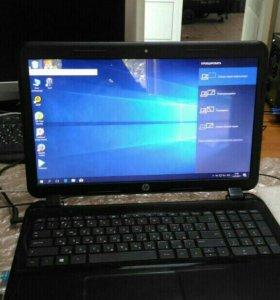 Ноутбук HP(4 ядра)