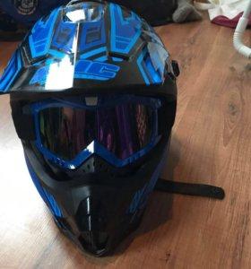 Шлем очки