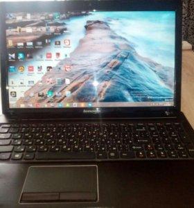 Ноутбук леново g580