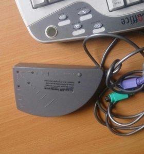 Клавиатура беспроводная A4Tech